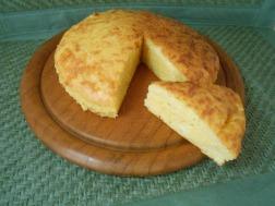 Αλμυρό κέικ με emmental